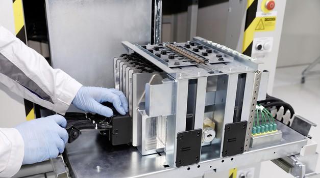 Se nam končno obetajo 'čisti' baterijski sklopi za električne avtomobile? (foto: Volkswagen)
