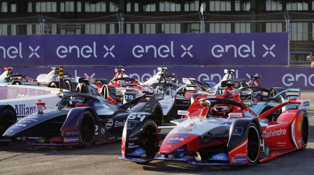 Formula E dosegla enega izmed svojih pomembnejših ciljev (foto: FIA)