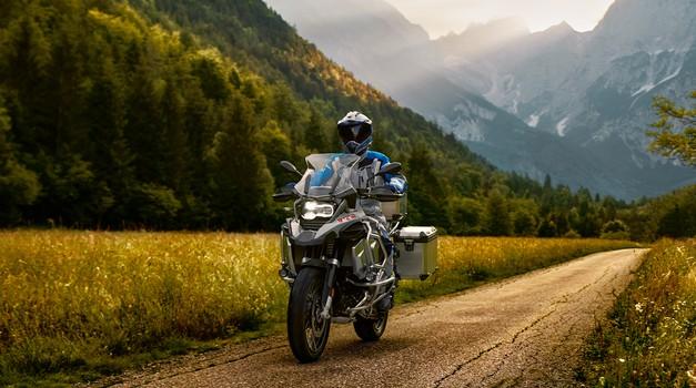 Priložnost - BMW R1250 GS in GS Adventure z dodatnimi ugodnostmi (foto: bmw motorrad)
