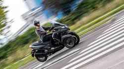 Moto test: Yamaha Tricity 300 (2020)