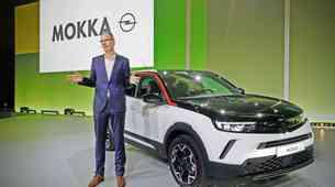 Opel Mokka - navdih išče v preteklosti, hkrati pa napoveduje prihodnost (premiera)