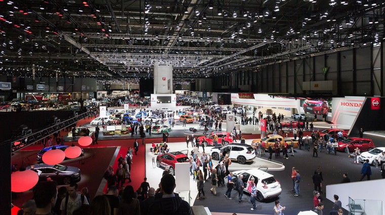 Takšen bo prihodnji avtomobilski salon v Ženevi (foto: Arhiv AM)