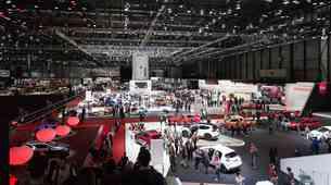Takšen bo prihodnji avtomobilski salon v Ženevi