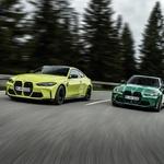 Svetovna premiera: BMW M3 in M4 - prvič preko 500 (foto: BMW)