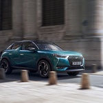 DS 3 CROSSBACK (foto: William Crozes, Ds Automobiles)