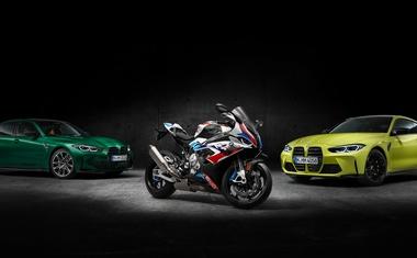 (Svetovna premiera) BMW-jev športni oddelek M sedaj skrbi tudi za motocikle