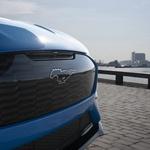 Mach-E za Evropo sprva le v najmočnejši izvedbi - kaj prinaša? (foto: Ford)