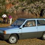 40 let prijaznega medveda iz Torina (foto: Fiat)