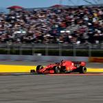 Formula 1, VN Rusije - Hamiltonovih in Mercedesovih napak je bilo preveč (foto: Ferrari)