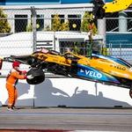 Formula 1, VN Rusije - Hamiltonovih in Mercedesovih napak je bilo preveč (foto: Profimedia)