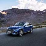 (Premiera) Sportback naposled dopolnjuje ponudbo Q5 (foto: Audi)