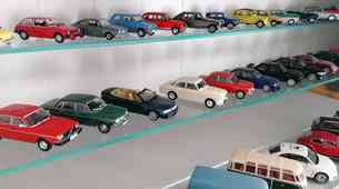 Avtomobilske miniature - Zbirateljski trend, ki znova raste