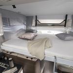 Notranjost avtodoma Matrix (dvižna postelja) (foto: Branko_Ceak)