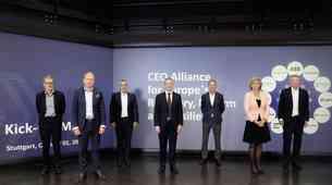 Zgodovinsko srečanje - 12 največjih v boju proti klimatskim spremembam