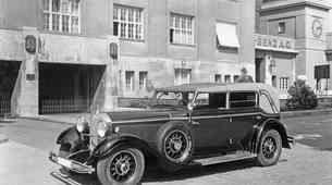 Mercedes-Benz W 07 - 90 let stuttgartske legende, ki je postavila nove standarde