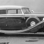 Mercedes-Benz W 07 - 90 let stuttgartske legende, ki je postavila nove standarde (foto: Daimler)
