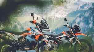 Svetovna premiera - KTM 790 Adventure dobiva večjega brata