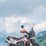Svetovna premiera - KTM 790 Adventure dobiva večjega brata (foto: KTM)