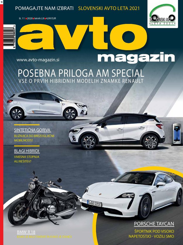 Avto magazin - 11/2020