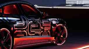Audi E-tron GT pripravljen na to, da odvrže kamuflažo
