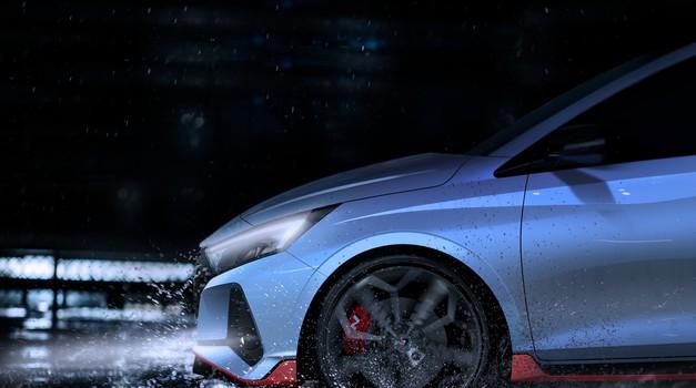 'Civilna različica' Hyundaijevega WRC dirkalnika tik pred prihodom na cesto (video) (foto: Hyundai)