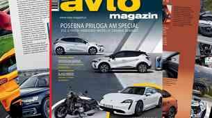 Izšel je novi Avto magazin - Porsche Taycan, Ford Focus ST, Mazda CX-30