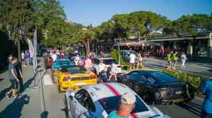 Prestižni avtomobili v Franciji pred novo občutno podražitvijo