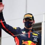 Formula 1, VN Eifla: Hamilton se je izenačil s Schumacherjem (foto: Red Bull)