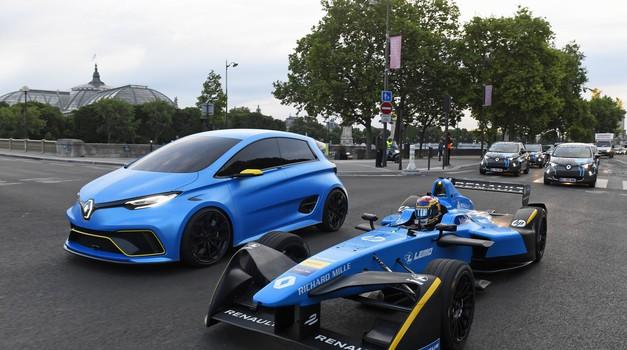 Renault R.S. 16 in formula E-Dams. (foto: Eric Vargiolu/Dppi)