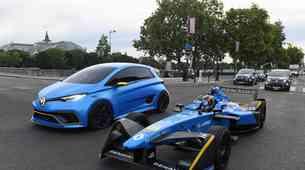 Iz formule v hibridni model na cesti - Hibridni dirkalniki so nosilci razvoja