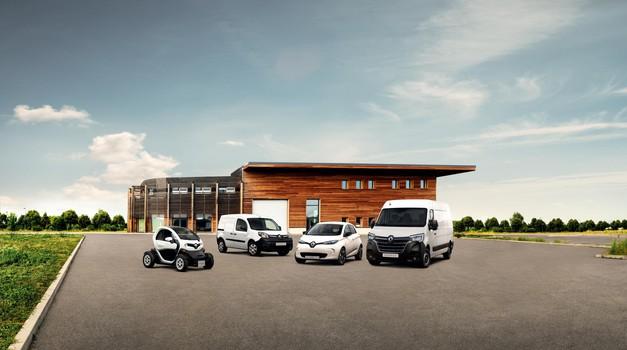 Renaultova električna vozila