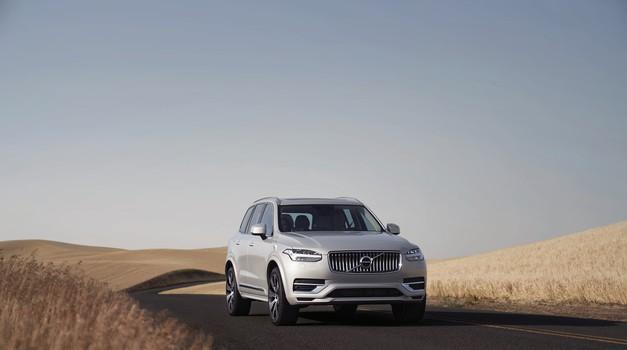 Prihodnji XC90 zadnji Volvo z motorjem z notranjim izgorevanjem? (foto: Volvo)