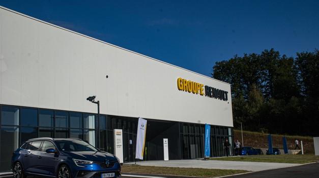 Renaultova akademija v Mirni Peči - Vse znanje  na enem mestu (foto: Jure Šujica)
