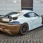 Ogljikova vlakna dobivajo alternativo, prva testiranja uspešna (foto: Porsche)