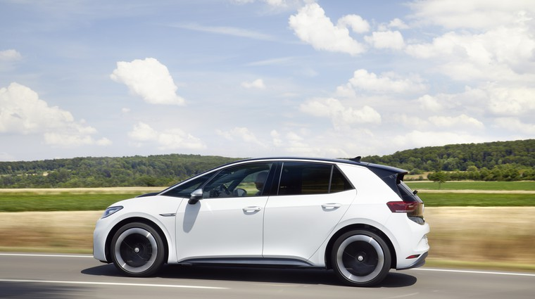 Novo v Sloveniji - ID.3 je zdaj res tukaj (foto: VW)
