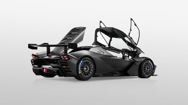 Premiera: KTM X Bow postaja pravi dirkalnik - tudi za cestno rabo? (foto: KTM)