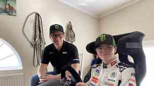 """Intervju: Oliver Solberg - """"Prihodnost v prvenstvu WRC bo še zelo pestra!"""""""