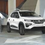 Svetovna premiera: Dacia Spring - mestna Dacia bo naelektrena (foto: Renault)