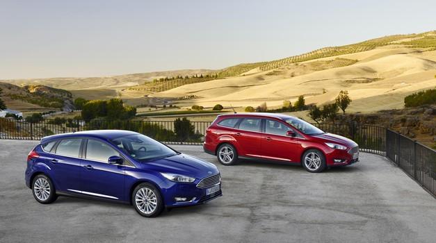 Rabljen avto: Ford Focus (2012-2018) - Privlačen na vse načine (foto: Ford)
