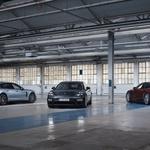 700 'konjev' za Porsche Panamero (foto: Porsche)