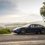 Vozili smo: Porsche Taycan Turbo - Revolucija, ki obeta (foto: Porsche)