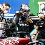 Formula 1, VN Portugalske: Hamilton niza rekord za rekordom (foto: Daimler)