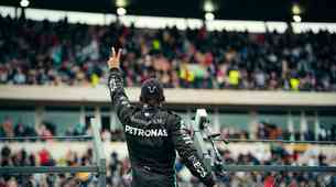 Formula 1, VN Portugalske: Hamilton niza rekord za rekordom