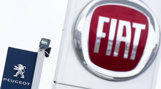 Združitev PSA in FCA le še formalnost? (foto: Profimedia)
