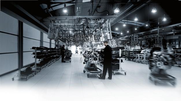 Aston Martin ima novega rešitelja (foto: Daimler)