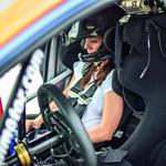 V sedežu sovoznika (oziroma sovoznice) na reliju: Ko te potegne dirkaški adrenalin (foto: Uroš Modlic)