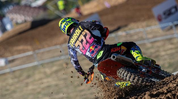MXGP: Cairoli še ni rekel zadnje (foto: Ray Archer (KTM))