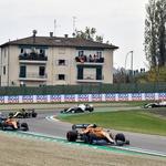 Formula 1, VN Emilia Romagna: V kaosu Imole najbolj uspešen Hamilton (foto: Profimedia)