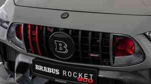 Brabus Rocket 900 - le deset posebnežev za cel svet