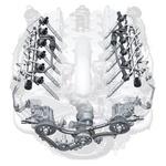 20 let motorja TDI PD (črpalka-šoba) - ko bi Rudolf Diesel vedel (foto: Audi)